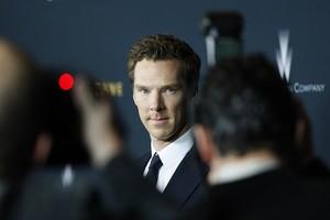 Benedict Cumberbatch - The Imitation Game Screening