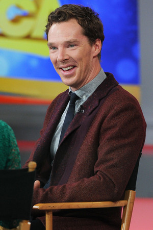 Benedict Interviewed on Good Morning America