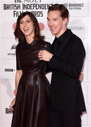 Benedict and Sophie ♥