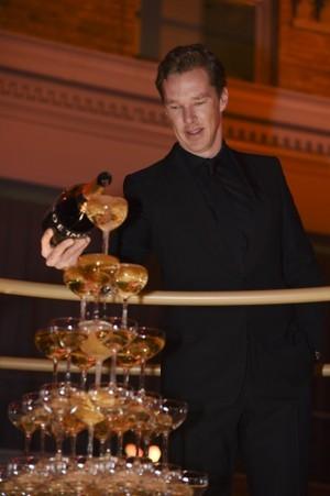 Benedict at BIFA 2014