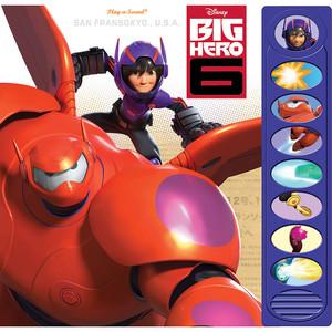 Big Hero 6 Play-a-Sound Book