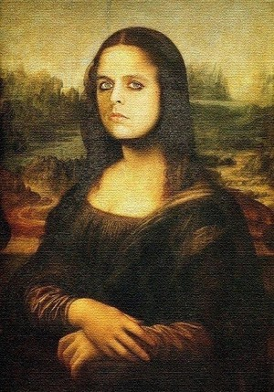 Billie Joe = Mona Lisa