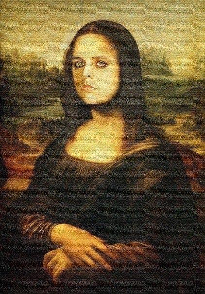 Billie Joe = Mona Lisa