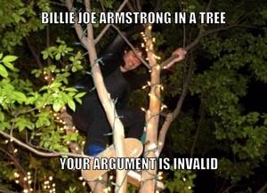 Billie Joe in a Tree