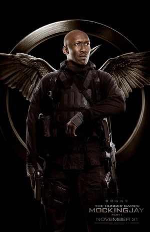Boggs,Mockingjay part 1