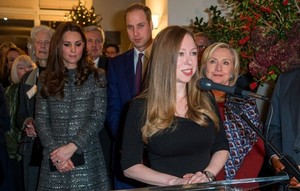 British Royals at the Conservation Reception-2014