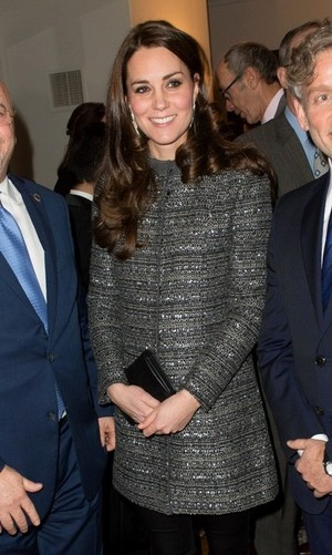 British Royals at the Conservation Reception
