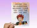 Brock Pokemon Love Card - pokemon photo