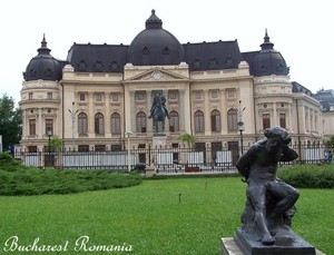 Bucharest Romania capital city