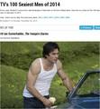 BuddyTV's 100 sexiest men of 2014 - damon-salvatore photo