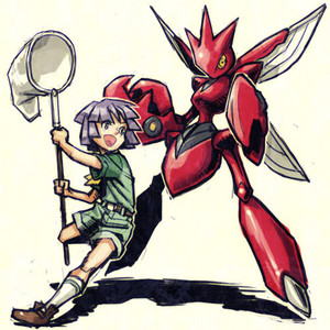 Bugsey and Scizor