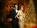 C & B Christmas 2014 (1024x768) - caskett wallpaper