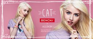 CAT X BENCH