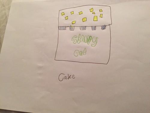Stampylongnose Hintergrund called Cake - Stampylongnose