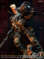 Calvin's Custom One Sixth 1:6 Scale Custom Terminator  - terminator photo