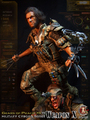 Calvin's Custom One Sixth 1:6 Scale Custom WEAPON X Wolverine