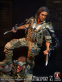 Calvin's Custom One Sixth 1:6 Scale Custom WEAPON X Wolverine - wolverine photo