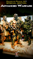 Calvin's Custom one sixth scale original design Gears of Peace MkV Military Cyborg Series