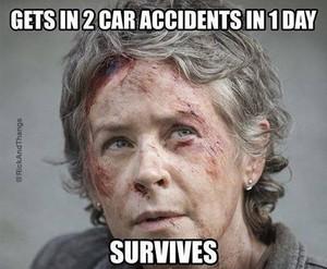 Carol Peletier: Survivor.