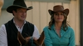 Caskett Once Upon a Time in the West - castle photo