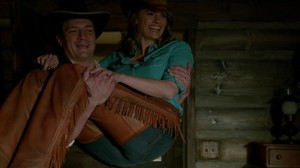 Caskett honeymoon