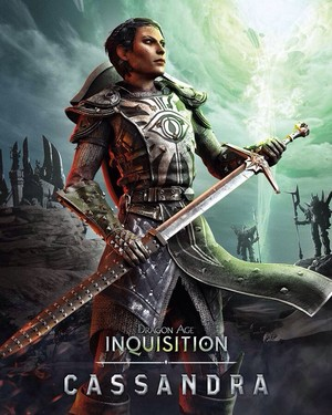 Cassandra - Dragon Age: Inquisition