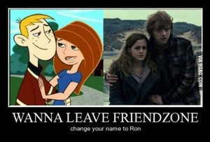 Change your name to Ron