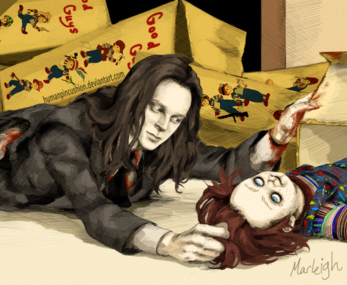 Charles Lee Ray - Child's Play Movies Photo (37837626 ...