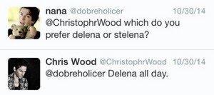Chris Wood/ Twitter