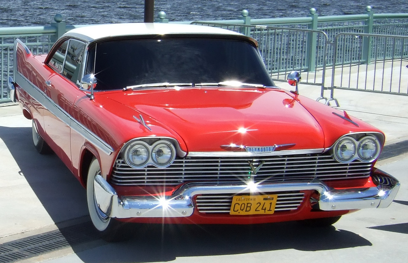 Christine images Christine 1958 Plymouth Fury HD wallpaper ...