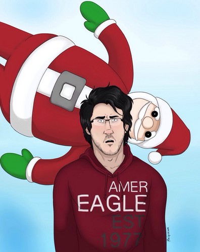 Markiplier images Christmas Shopping Simulator HD wallpaper and ...
