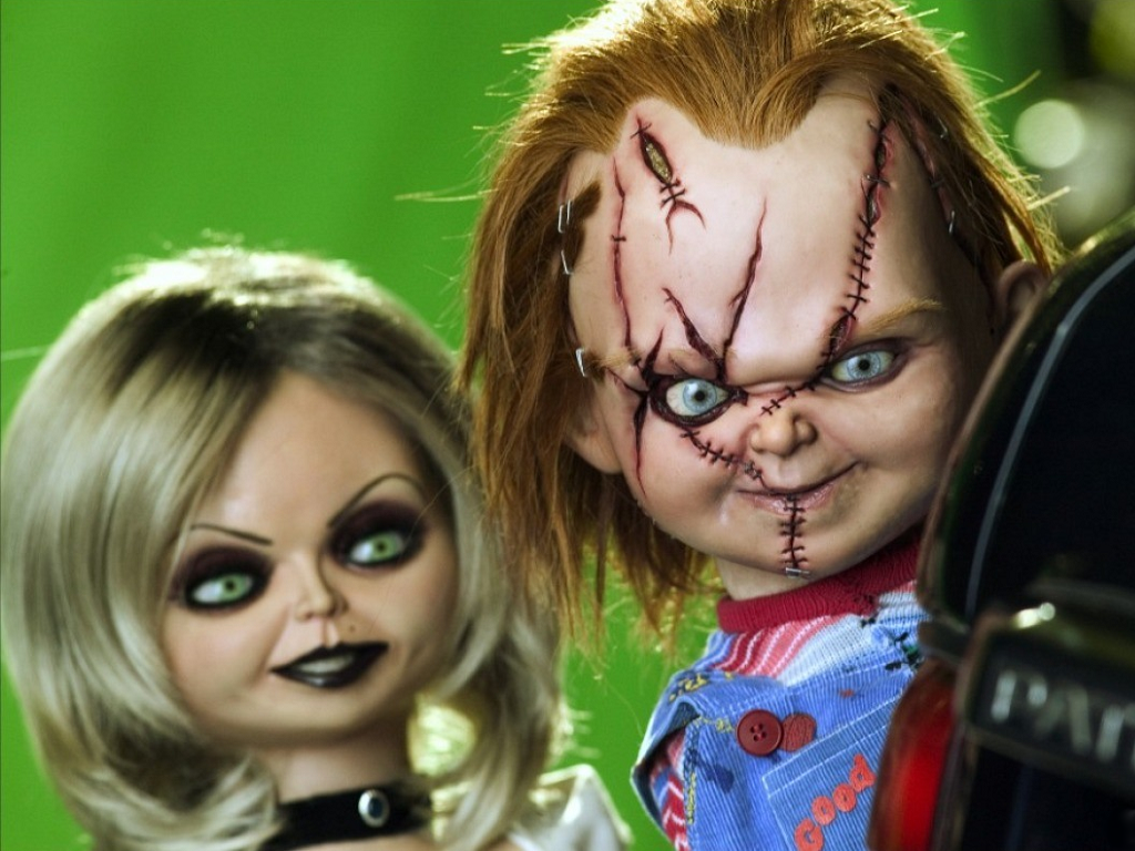 child s play movies images chucky and tiffany seed of chucky hd