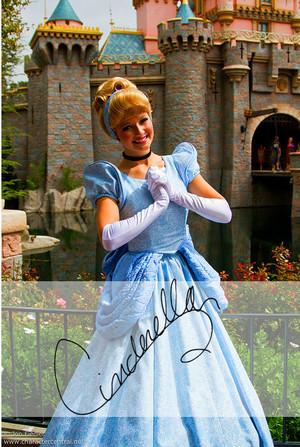 cinderella Autograph