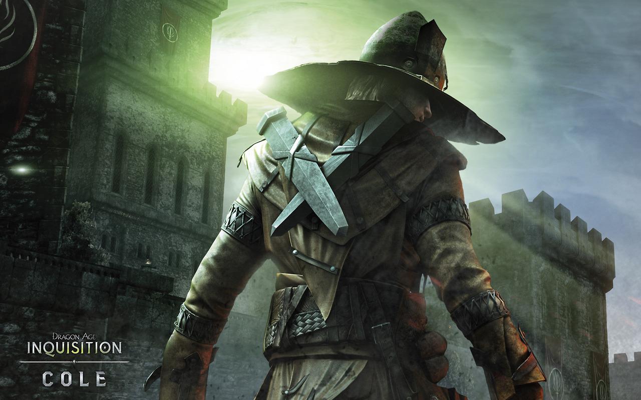 Dragon Age Origins Images Cole