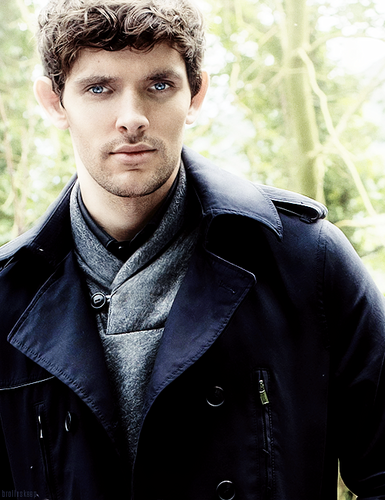 colin morgan wallpaper titled Colin on 'The Fall'