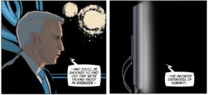 Comic Book Anderson
