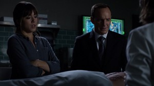 Coulson and Skye ☆