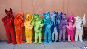 Crayola Fuzzbutts!