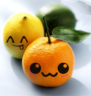 Cute Fruits :3