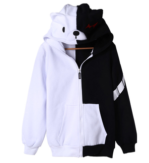 Danganronpa Monokuma hoodie sweater
