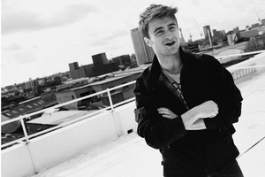 Daniel Radcliffe Photoshoot For 'The Londres Magazine' new pics (Fb.com/DanielJacobRadcliffeFanClubs)