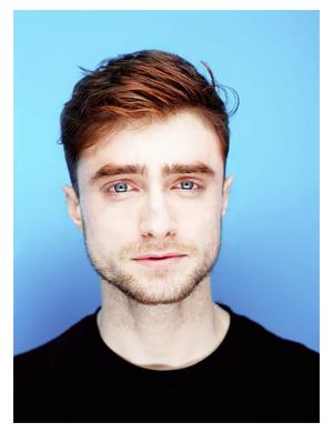 Daniel Radcliffe Photoshoot door Michael Muller (Fb.com/DanielJacobRadcliffeFanClub)