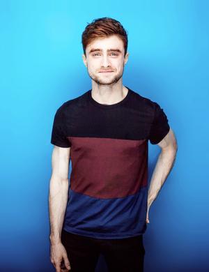 Daniel Radcliffe Photoshoot 由 Michael Muller (Fb.com/DanielJacobRadcliffeFanClub)