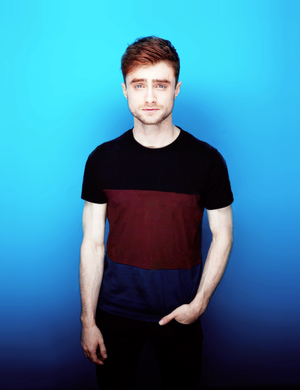 Daniel Radcliffe Photoshoot por Michael Muller (Fb.com/DanielJacobRadcliffeFanClub)