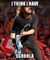 Dave Grohl - foo-fighters photo