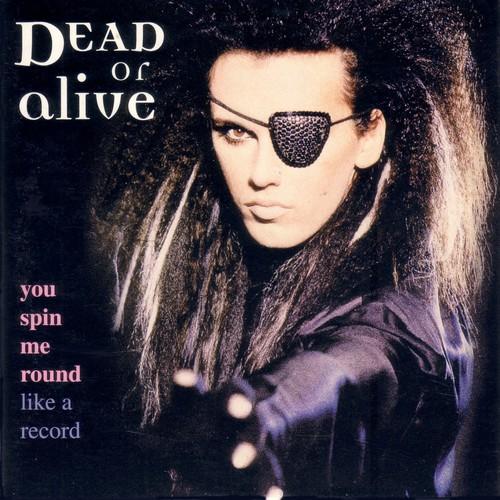 Dead au Alive band karatasi la kupamba ukuta entitled Dead au alive