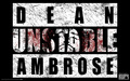 Dean Ambrose - Unstable - the-shield-wwe wallpaper