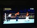 Dean Ambrose vs. Bray Wyatt at Survivor Series 2014 - wwe photo
