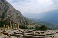 Delphi, Greece - physical-beauty photo