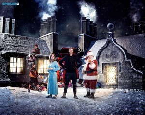 Doctor Who - 2014 Natale Special - Promotional foto